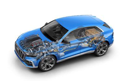Audi Q8 2017