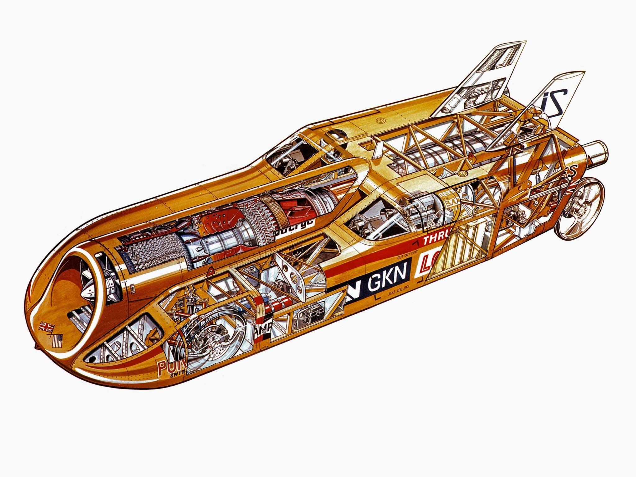Thrust2 cutaway