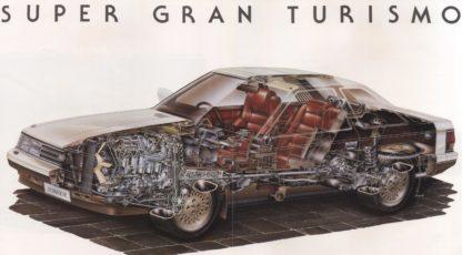 Toyota Soarer 1986