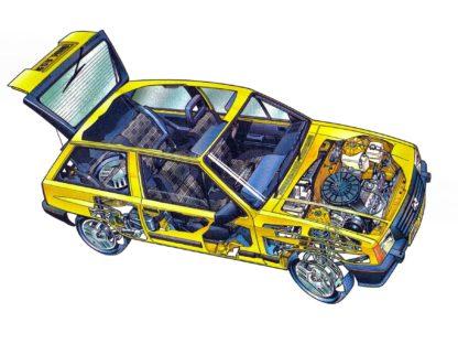 Vauxhall Nova 1983