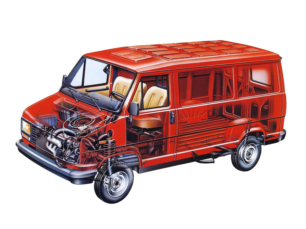 Fiat Ducato cutaway