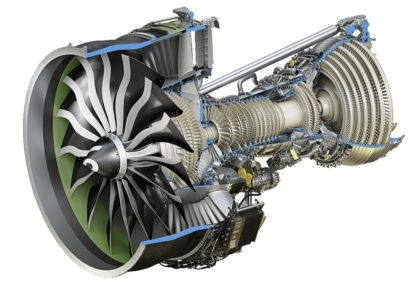 General Electric GE9X