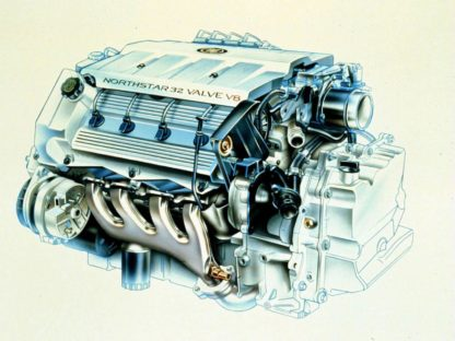 Cadillac Northstar 32 V8 Engine