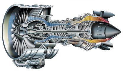 Pratt & Whitney PW6000