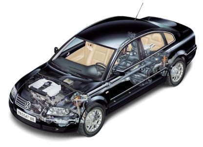 Volkswagen Passat 2000