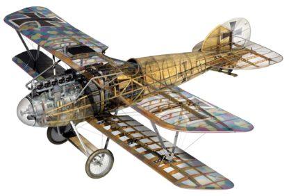Albatros D.V cutaway