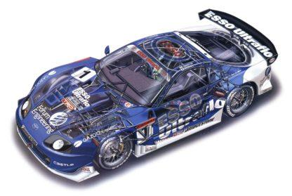 Toyota Supra GT JGTC GT500 2003