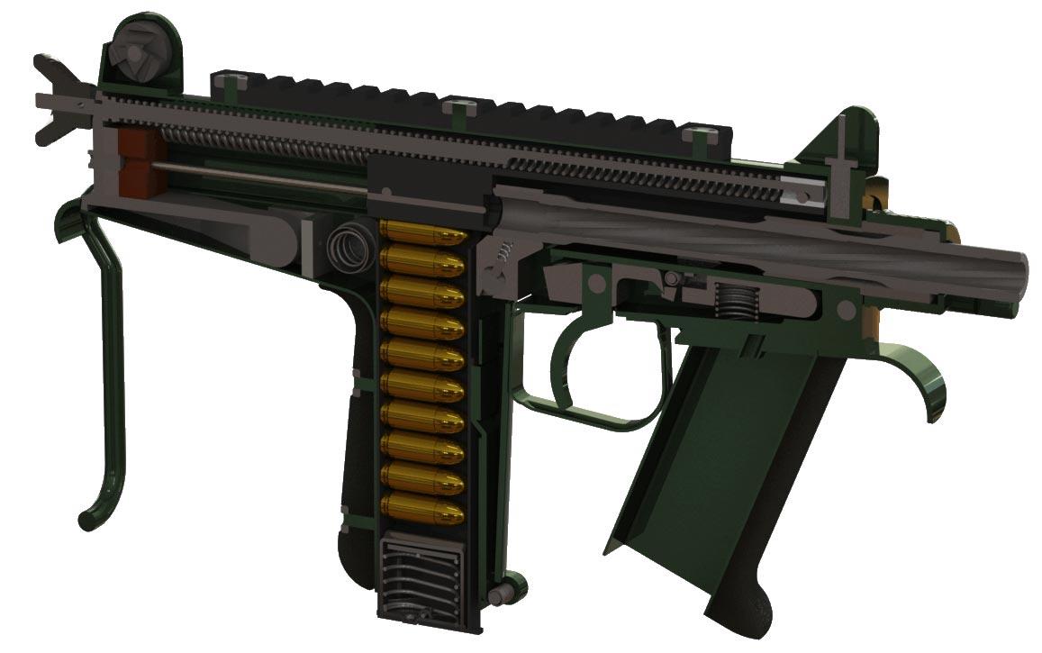 CBJ-MS cutaway