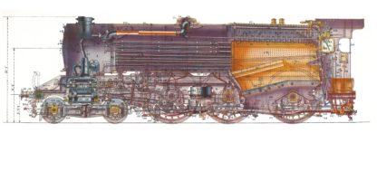 SR Lord Nelson class locomotive