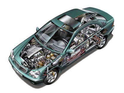 Mercedes-Benz C-Class C230