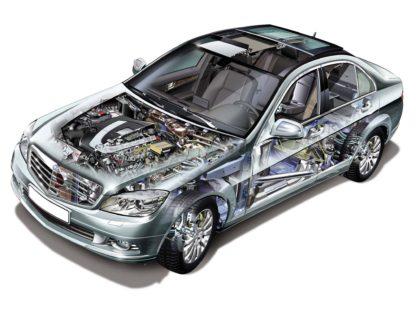 Mercedes-Benz C-Class 2007