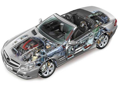 Mercedes-Benz SL-Class 350