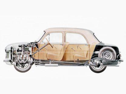 Ford Consul 1951