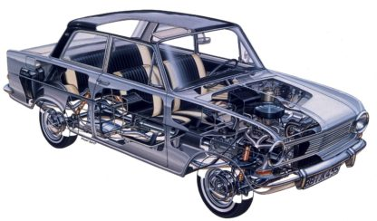 Opel Kadett A 1963