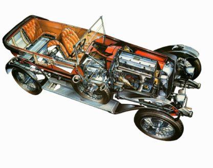 Vauxhall 30-98 OE