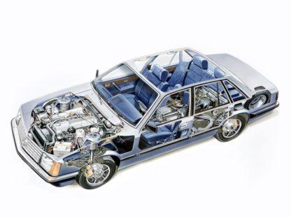 Opel Senator (A1) 1978
