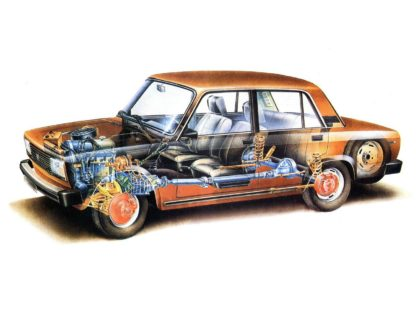 VAZ-2105 (Lada Riva)