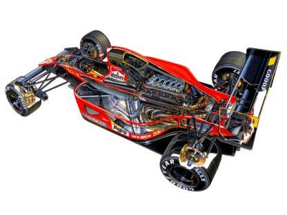 Ferrari 643 1991