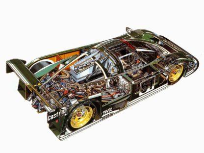 Jaguar XJR6 1985
