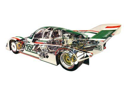 Porsche 962C 1984