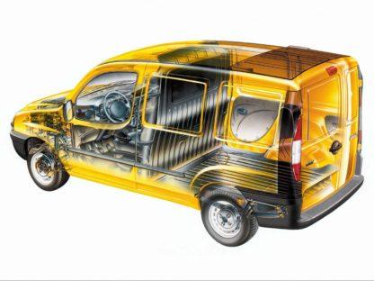 Fiat Doblo Cargo van 2000