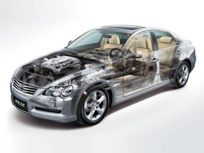 Toyota Reiz 2005