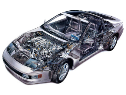 Nissan 300ZX T-Top
