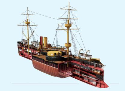 Dingyuan-class ironclad