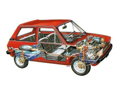 Innocenti Mini 90 1974