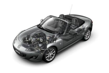 Mazda MX-5 Roadster 2008
