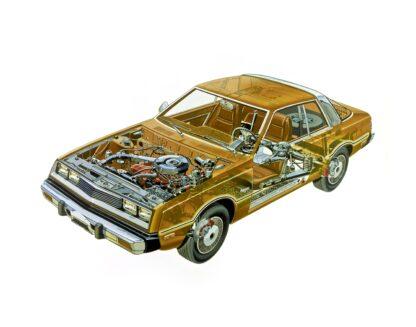 Plymouth Sapporo Coupe 1978
