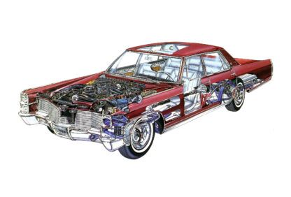 Cadillac Fleetwood Sixty Special 1965