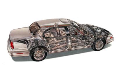 Chrysler LHS 1997