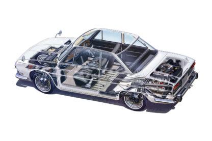 Hino Contessa 1300 Coupe 1965