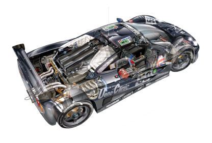 McLaren F1 GTR 1995