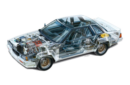 Nissan Silvia 240RS 1982
