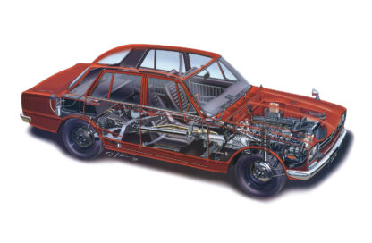 Nissan Skyline 2000 GT-R Sedan 1969