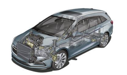 Opel Astra Sports Tourer K 2015