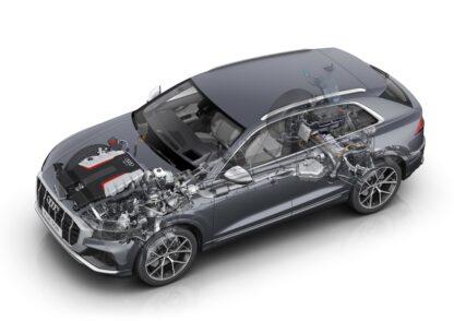 Audi SQ8 TDI 2019