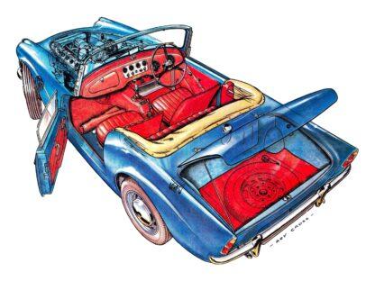 Daimler SP250 1959