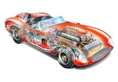 Ferrari 290 MM Spyder 1956