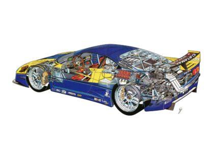 Ferrari F40 GTE 1995