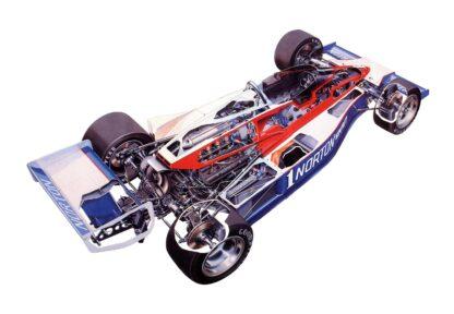 Penske PC6 1989