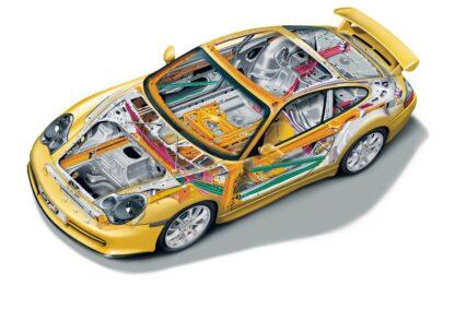 Porsche 911 GT3 (996) 2003