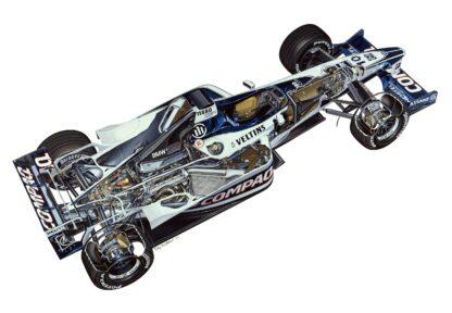 Williams FW22 2000