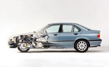 BMW 323i Sedan (E36) 1995