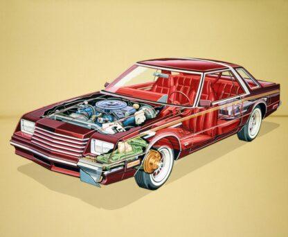 Dodge Mirada CMX 1980