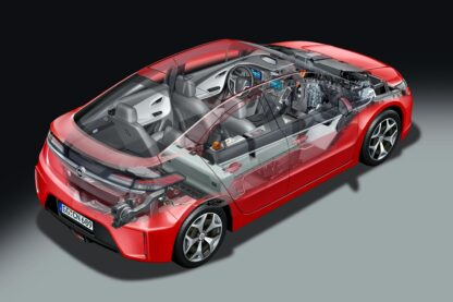 Opel Ampera 2011