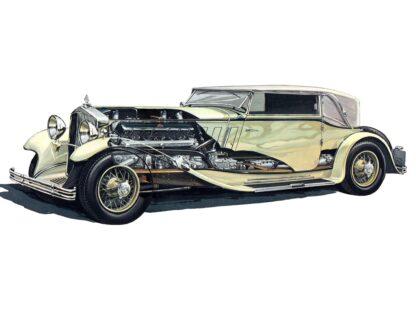 Maybach W6 1931