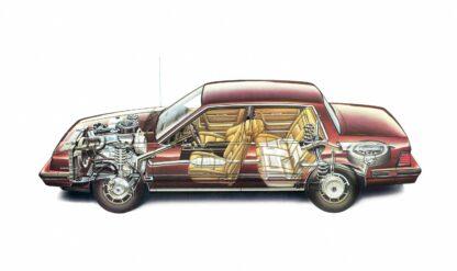 Pontiac 6000 Sedan 1982